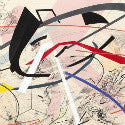 Julie Mehretu's $1 million 'Untitled 1' leads Lehman Bros art auction