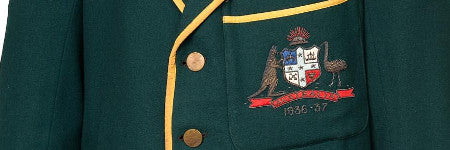 Cricketer Donald Bradman's jacket achieves $84,500
