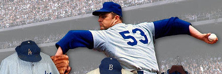 Don Drysdale estate auction held at SCP Auctions