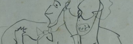 Dylan Thomas sketch auction to take place in October