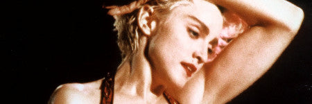 Madonna autographs: the Queen of Pop