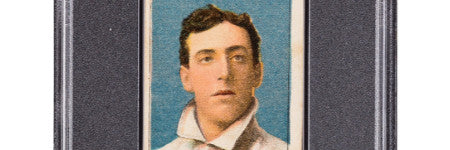 T206 Eddie Plank baseball card could exceed $250,000