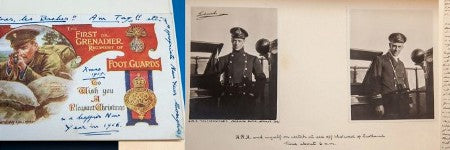 Edward VIII letter archive to auction with $73,000 estimate