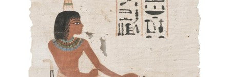 Ancient Egyptian burial cloth to auction in Paris