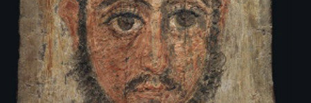 Ancient Egyptian mummy portrait to make $116,000?