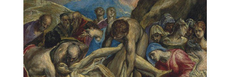 El Greco's Entombment of Christ valued at $8m