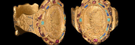 Elizabeth I gold ring achieves $59,000 at TimeLine