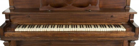 Elvis Presley's first piano to make $200,000?