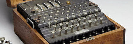 German M4 Enigma machine beats estimate by 32%