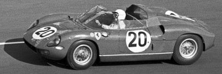 1964 Ferrari 275 P offered in Retromobile sale