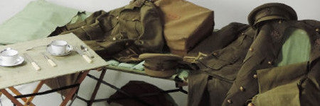 First world war officer's belongings auction in Kilkenny
