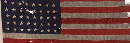 First D-Day US flag to headline June 12 auction