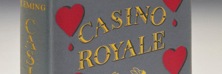 Ian Fleming signed Casino Royale to make $72,000?