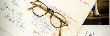 Two Ronnies Four Candles script to auction