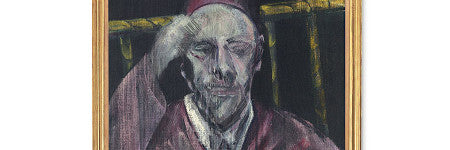 Rediscovered Francis Bacon painting to sell at Christie's