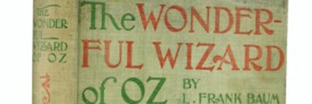 Cowardly Lion's Wizard of Oz book valued at $50,000