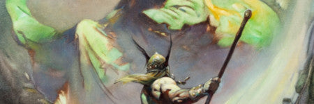 Frank Frazetta's The Norseman could exceed $350,000