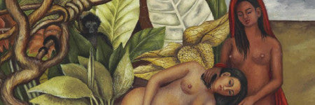 Frida Kahlo's Two Nudes sets new artist record