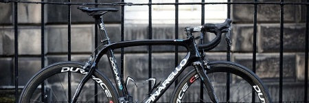 Chris Froome's Tour de France bike up for auction