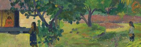 Paul Gauguin's Te Fare set to lead London auction