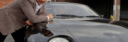 George Harrison's Porsche 928S reaches $56,000