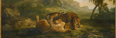 George Stubbs' Tygers at Play achieves 31% increase on estimate
