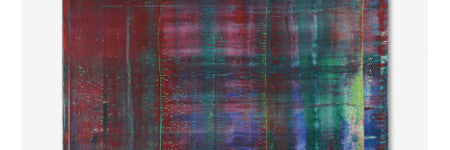 Gerhard Richter's Abstraktes Bild among highlights at Christie's
