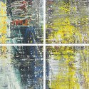 Gerhard Richter's Cage Grid I print up 26% on estimate