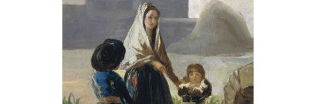 Goya oil painting will headline at Christie's