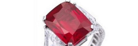 Sotheby's Graff ruby sale results in growth of 11.5% pa