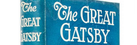 Fitzgerald's Great Gatsby first edition to lead London sale