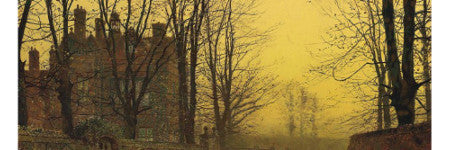 John Atkinson Grimshaw's Autumn Lane makes $469,000