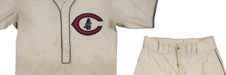 Hack Wilson's Chicago Cubs uniform to make $400,000?