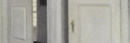 Important Vilhelm Hammershoi painting to auction