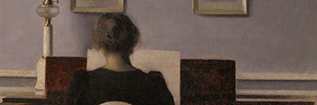 Major Vilhelm Hammershoi work will sell in New York