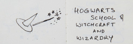 Handwritten Harry Potter book to beat estimate?