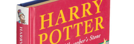 Harry Potter first edition smashes auction record