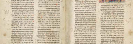 13th century Hebrew Bible sold for $550,000