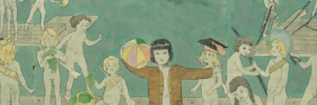 Double sided Henry Darger illustrations to make $400,000?