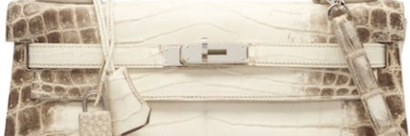Hermes Himalayan Kelly bag makes $125,000