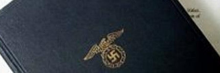 Adolf Hitler signed Mein Kampf makes $22,000