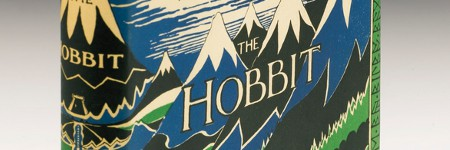 JRR Tolkien's The Hobbit sets new auction record