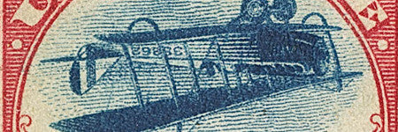 1918 24c Inverted Jenny achieves $260,000