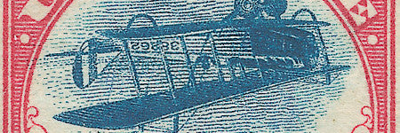 Inverted Jenny stamp sold for $330,000