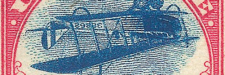 Inverted Jenny 24c stamp could make $450,000 in New York