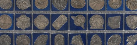 International Space Station medals to auction