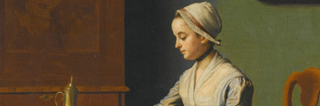 Jean-Etienne Liotard's Dutch Girl sells for $5.6m