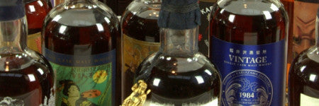 Japanese Karuizawa whisky collection to sell in April