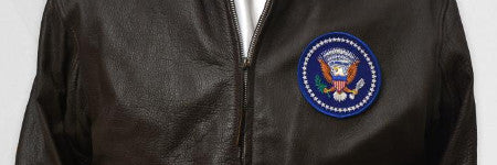 JFK's Air Force One jacket to auction at Guernsey's