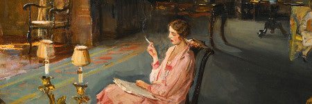 John Lavery's Mary Borden portrait valued at $330,000